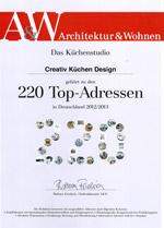 Creativ k chen design gmbh das k chenhaus in itzstedt for Aw zeitschrift