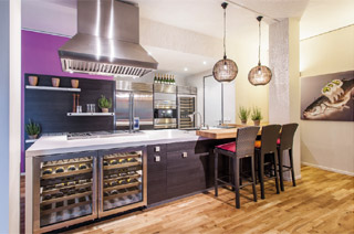 east private kitchen