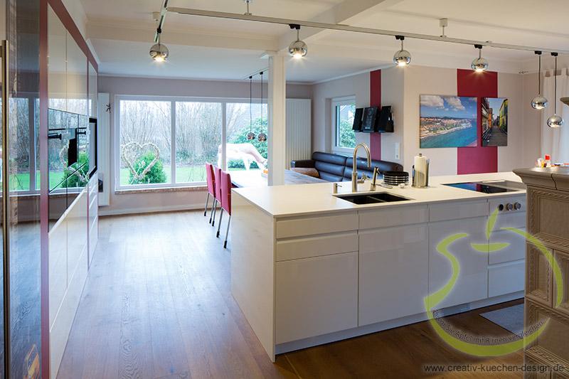 Side By Side Kühlschrank Umbaut : Side by side in kuche integrieren