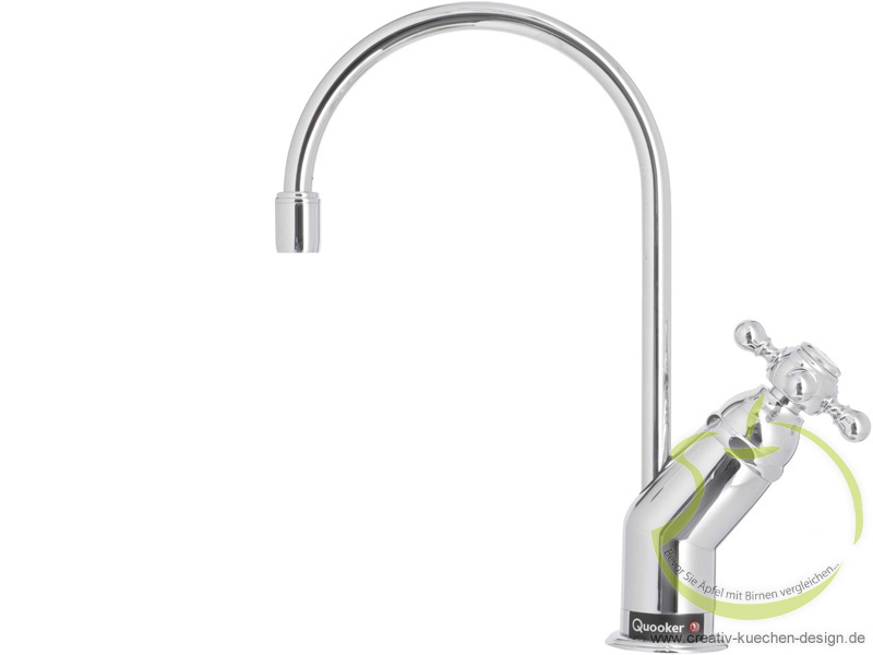 Quooker - Single taps Classic Chrome