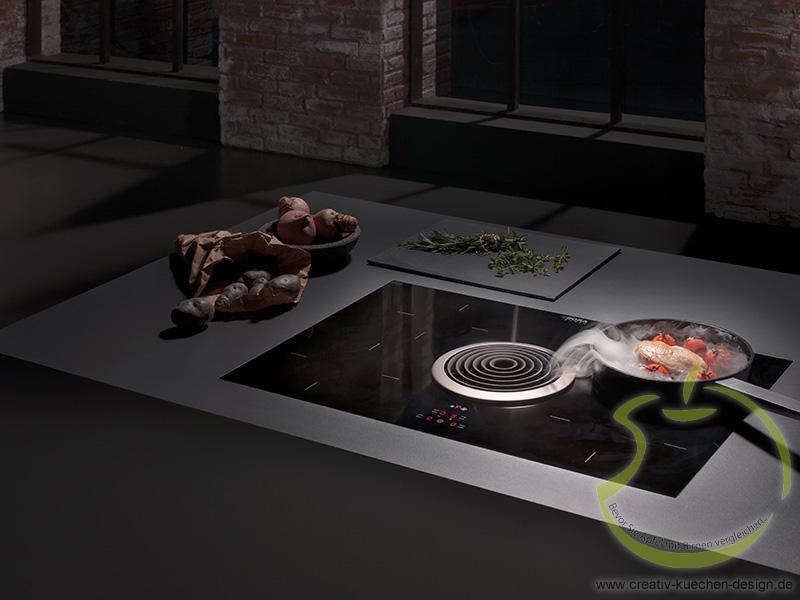 Creativ Küchen Design GmbH - Spezialgebiete - BORA Muldenlüftung